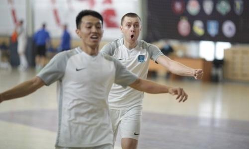 «Нур-Султан» переиграл «Байтерек» в матче чемпионата Казахстана