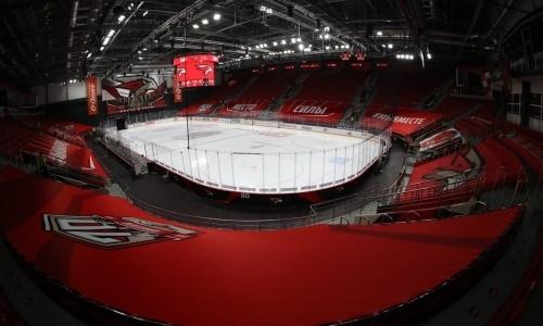 «Авангард» выступил с заявлением о домашних матчах КХЛ после поражения «Барысу»
