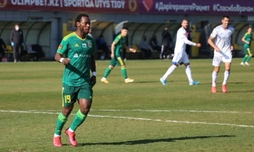 Форвард «Тобола» подписал контракт с клубом футболиста сборной Казахстана в РПЛ