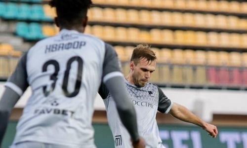 Футболист сборной Казахстана может лишиться места в европейском клубе из-за реорганизации команды