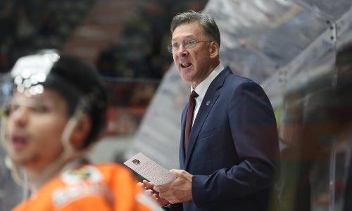 Наставник клуба КХЛ объяснил поражение перед матчем с «Барысом» в Нур-Султане