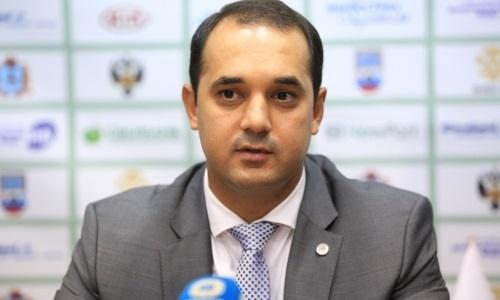 «Впечатляющий результат». Глава Ассоциации мини-футбола России отметил победу над «Кайратом»