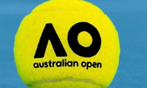 Семь казахстанских теннисистов сыграют в основной сетке Australian Open