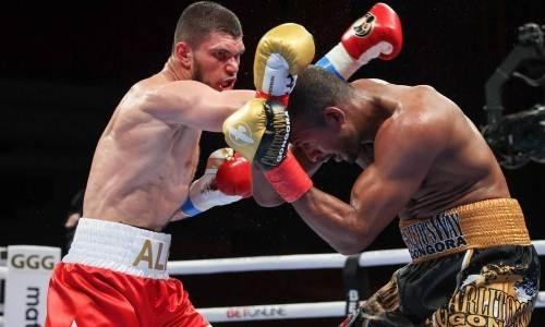 Казахстанского боксера номинировали на «Лучший бой года»