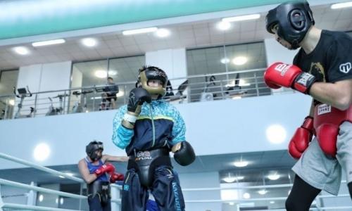 Мужская сборная Казахстана по боксу провела последний сбор в этом году