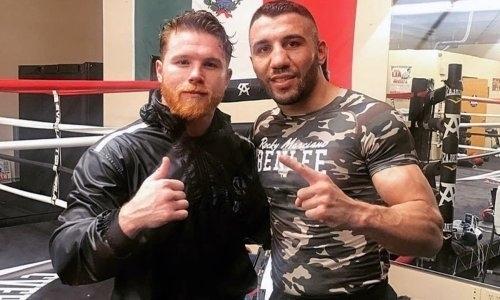 Назван единственный боксер, кто может побить «Канело». И это не Головкин