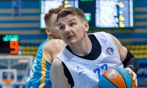 «Астана» дома уступила «Зениту» в матче ВТБ