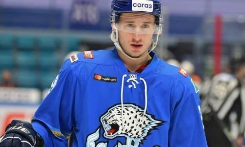 Прорвало в КХЛ. Хоккеист «Барыса» проводит самый результативный сезон в карьере