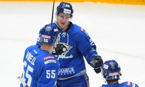 Статистика не врет. Самый результативный шведский хоккеист КХЛ играет за «Барыс»
