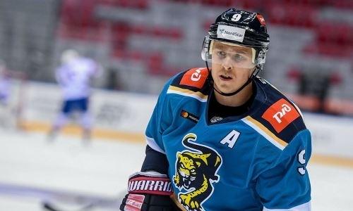 Соперник «Барыса» по КХЛ подписал двукратного обладателя Кубка Гагарина