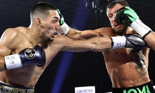 The Ring определил апсет года в боксе