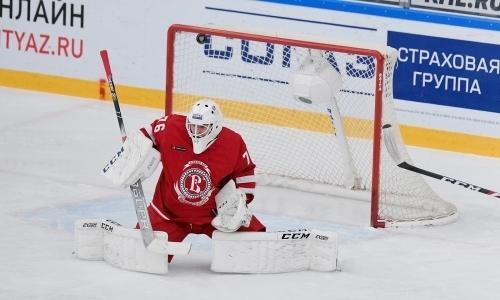 Один из соперников «Барыса» за место в плей-офф КХЛ выменял вратаря за денежную компенсацию