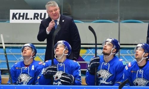 Юрий Михайлис выдал впечатляющую серию в КХЛ, но несет чушь про воспитанников «Барыса». За 20 лет своих там просто нет