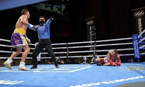Головкин выбил Шеремету из рейтинга The Ring после победы нокаутом