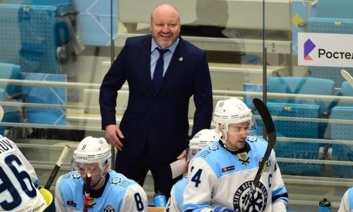 В «Сибири» назвали ключевой фактор в победе над «Барысом» и выбрали героя матча