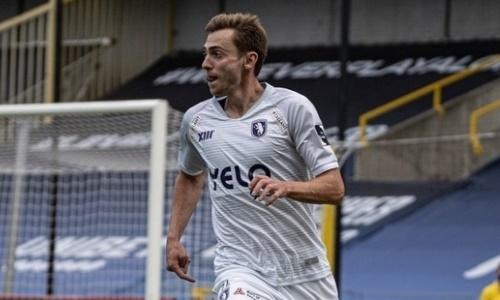 Ян Вороговский признан лучшим игроком своего клуба в матче против бельгийского гранда