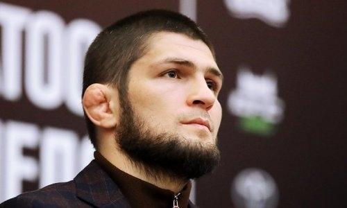Хабиб Нурмагомедов рассказал, чего от него хочет UFC