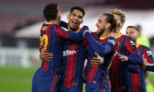 Прямая трансляция матча Ла Лиги «Барселона» — «Эйбар»