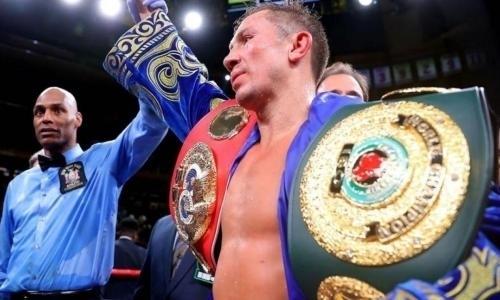 Стало известно об организации боя Головкина с непобежденным чемпионом мира