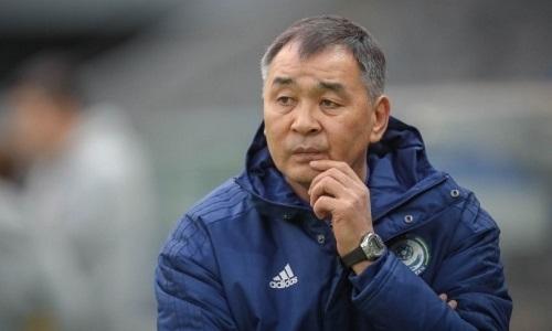 Байсуфинов определился с тренерским штабом в сборной Казахстана