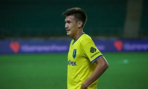 «Не за деньгами гоняться». Озвучены шансы молодого форварда сборной Казахстана заиграть за рубежом