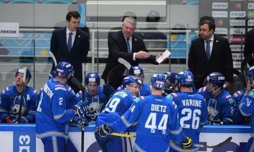 В «Металлурге» отметили преимущество «Барыса» в матче КХЛ