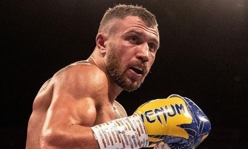 «Он реальная зверюга». Ломаченко назвал самого крутого боксера в своем весе