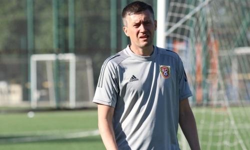 Участник еврокубка из Казахстана неожиданно расстался с главным тренером