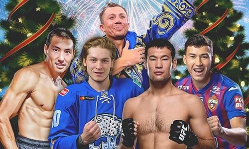 Шеремета на безрыбье и такие разные Михайлисы. ТОП-7 триумфов и прорывов в казахстанском спорте в 2020 году