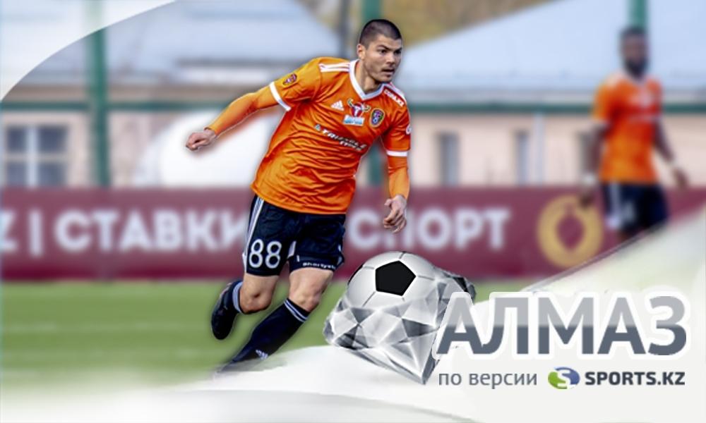 Лучший в ноябре — Арсен Хубулов