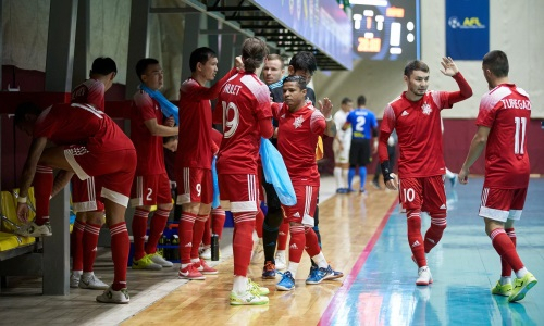 «Актобе» заявил 17 игроков на матч 1/16 финала Лиги Чемпионов