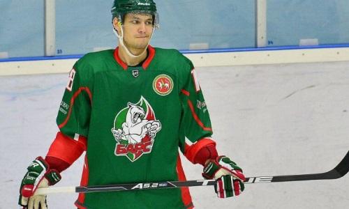 Бывший игрок казахстанского клуба со 184 матчами в ВХЛ нашел новую команду