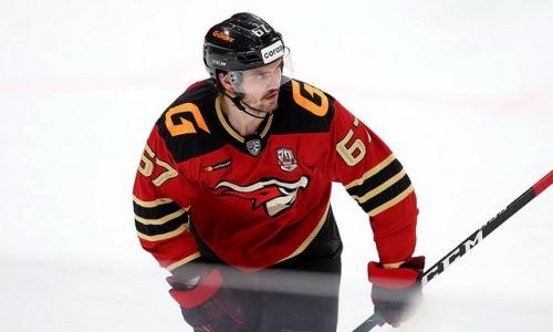 Хоккеист «Авангарда» побил клубный рекорд и подобрался к лидеру «Барыса» в списке снайперов-защитников КХЛ