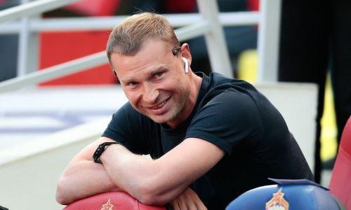 ЦСКА Зайнутдинова попробует убедить Алексея Березуцкого продолжить работу в клубе