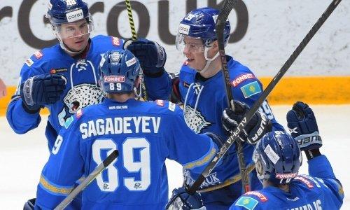 «Барыс» представил анонс домашнего матча КХЛ с «Салаватом Юлаевым»