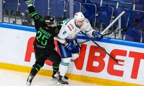 «Казахстанцы дают бой сильнейшим». В России выявили победителя матча «Барыс» — «Салават Юлаев»