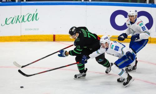 «Просто однозначно». Двукратный олимпийский чемпион уверен в исходе игры «Барыса» с «Салаватом Юлаевым»