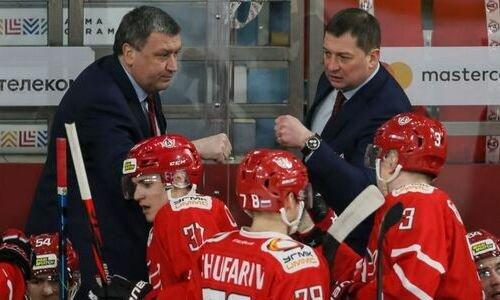 Удержав победный счет в Москве, «Автомобилист» отрывается от «Барыса» в КХЛ