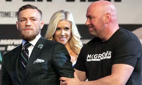 Президент UFC выступил против поединков Макгрегора в боксе в 2021 году