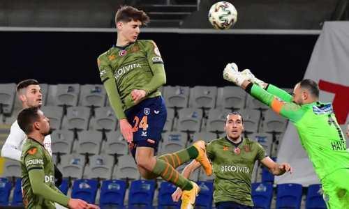 Юный уроженец Казахстана забил дебютный гол за чемпиона Турции. Видео