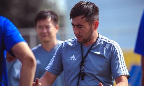 Назначен новый главный тренер «Жетысу»
