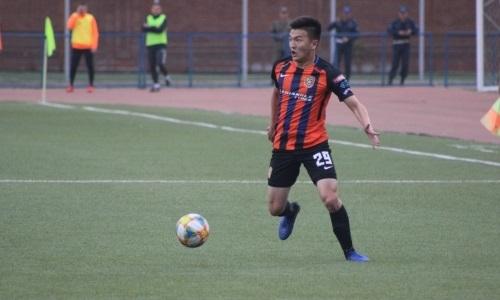 Экс-защитник молодёжной сборной Казахстана заинтересовал клуб КПЛ