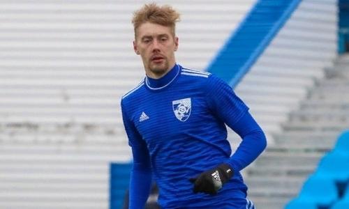 Футболист «Жетысу» подписал контракт с европейским клубом
