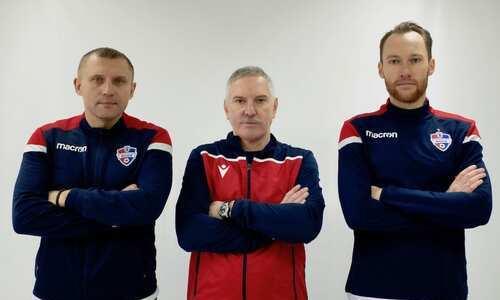 Экс-тренер «Кайсара» официально возглавил европейский клуб
