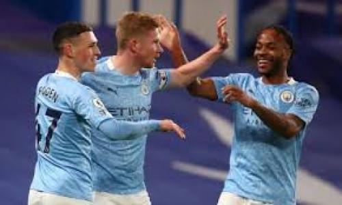 Прямая трансляция матча АПЛ «Манчестер Сити» — «Брайтон»