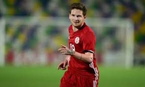 Футболист сборной Грузии стал одноклубником Шомко в команде РПЛ