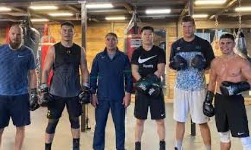 Стал известен план подготовки боксеров сборной Казахстана на сборах в США
