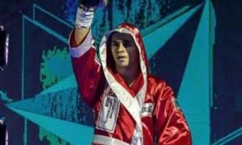 Казахстанский боксер с десятью победами примерил на себя мексиканский стиль. Фото