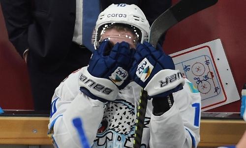 Хватило на 30 минут. «Барыс» вел в счете 3:1 и вчистую проиграл домашний матч КХЛ