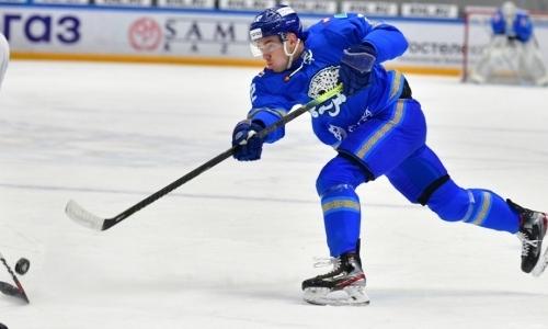 Видео шайб матча КХЛ «Барыс» — «Салават Юлаев» 3:6